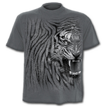 Mark Of The Wild - T-Shirt Black Charcoal
