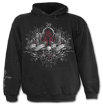 In Goth We Trust - Hoody Black
