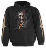 Death RE-RIPPED - Hoody Black
