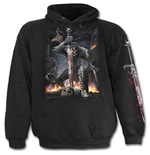Spirit Of The Sword - Hoody Black