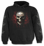 Game Over - Kids Hoody Black