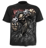 Assassin - T-Shirt Black