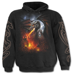 Dragon Lava - Hoody Black