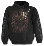 Rock Salute - Hoody Black