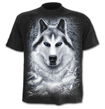 White Wolf - Kids T-Shirt Black