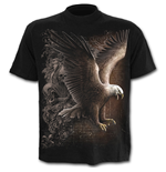 Wings Of Freedom - T-Shirt Black