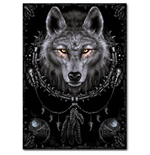 Wolf Dreams - Poster Flag 75x108cm