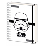 Star Wars Notebook A5 Stormtrooper