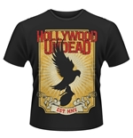 Hollywood Undead T-shirt Golden Dove