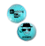 Breaking Bad Hand Warmers 2-Pack Heisenberg Logo