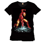 Iron Man T-Shirt Fist