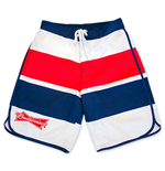 BUDWEISER Red White And Blue Board Shorts