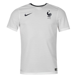 2015-2016 France Away Nike Football Shirt