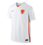 2015-2016 Holland Away Nike Football Shirt