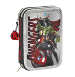 Avengers Age of Ultron 34-Piece Pencil Case with content Avengers 21 cm