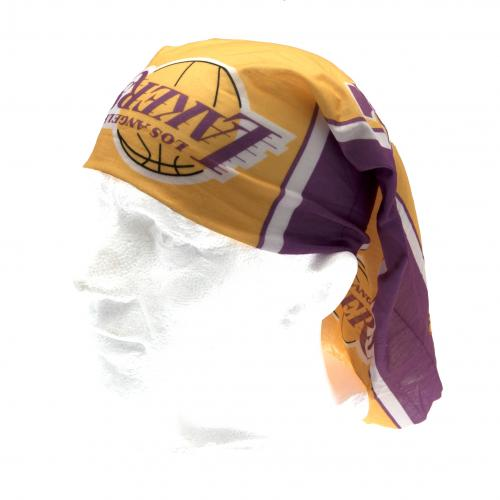Los Angeles Lakers Head Tube