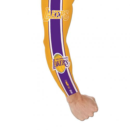 Los Angeles Lakers Tattoo Sleeve