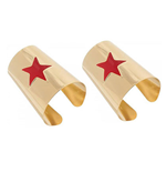 WONDER WOMAN Wrist Cuff Two-Pack