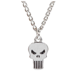 PUNISHER Skull Logo Necklace