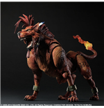 Final Fantasy VII Advent Children Play Arts Kai Action Figure Red XIII 23 cm