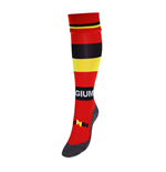 Belgium Country Hingly Socks (Red)