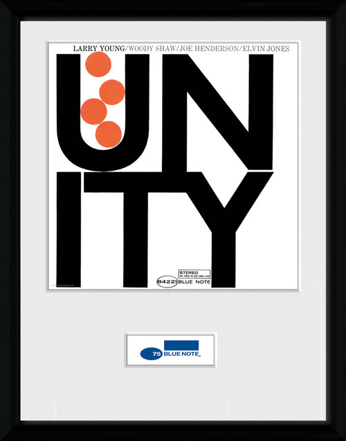 Blue Note Unity Framed Collector Print