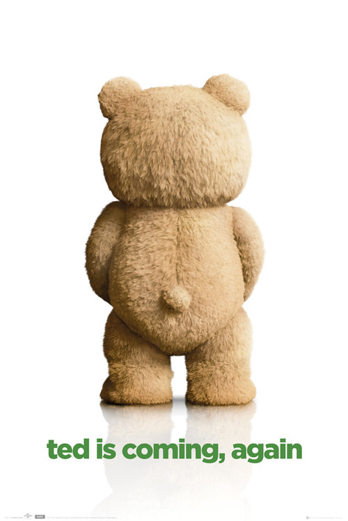 Ted 2 Coming Maxi Poster