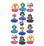 Sailor Moon Petit Chara Pretty Soldier Trading Figure 6 cm New Soldiers Assortment (6)