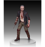 The Walking Dead Statue 1/4 Merle Dixon Walker 41 cm