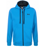 Under Armour 2015 Mens Storm Rival Full Zip Hoody (Blue Jet)