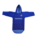 Chelsea Waterproof Rain Poncho (Blue)
