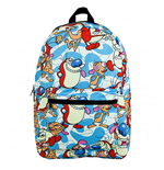 Nickelodeon Ren And Stimpy Sublimated Backpack