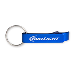 BUD LIGHT Wrench Bottle Opener Keychain