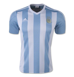 2015-2016 Argentina Home Adidas Football Shirt