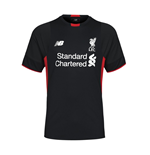 2015-2016 Liverpool Home Goalkeeper Shirt (Black)
