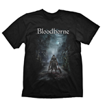 Bloodborne T-Shirt Night Street