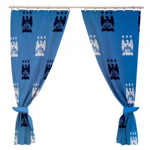 Manchester City F.C. Curtains