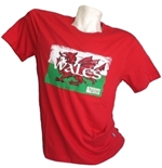 Wales Rugby T-shirt 139314