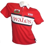 Wales Rugby Polo shirt 2015