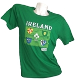 Ireland Rugby T-shirt 139329