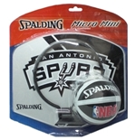 San Antonio Spurs  Micro Mini Basketball Set