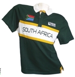 South Africa Rugby World Cup Polo Shirt 2015