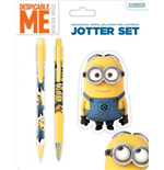 Despicable Me Pen & Pencil Set Minion