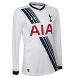 2015-2016 Tottenham Home Long Sleeve Football Shirt