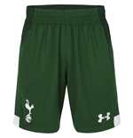 2015-2016 Tottenham Home Goalkeeper Shorts (Green)