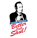 Breaking Bad Rug Better Call Saul 57 x 105 cm