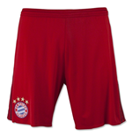 2015-2016 Bayern Munich Adidas Home Shorts