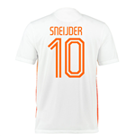 2015-2016 Holland Nike Away Shirt (Sneijder 10)