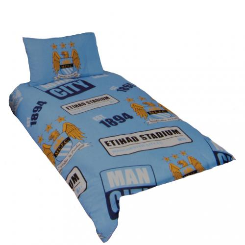 Manchester City F.C. Duvet Set PT