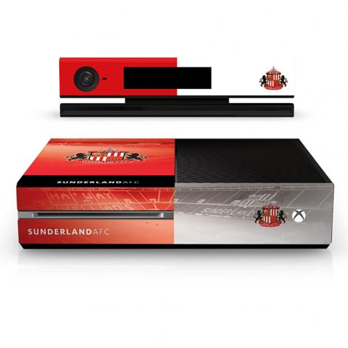 Sunderland A.F.C. Xbox One Console Skin